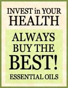 always buy the best essential oils