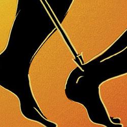 greek art of achilles heel tendon injury