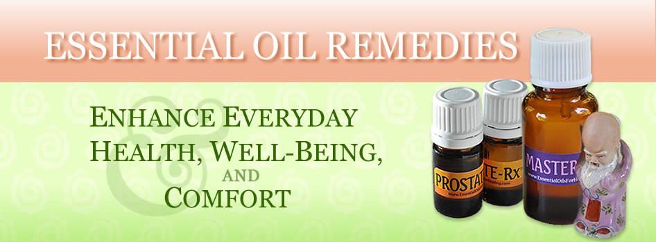 everyday essential oil remedies graphic | Copyright © Cynthe Brush www.gaiaspharmacopeia.com www.gaiaspharmacy.com