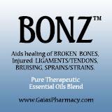 Bonz™ icon for essential oil blend to heal broken bones naturally