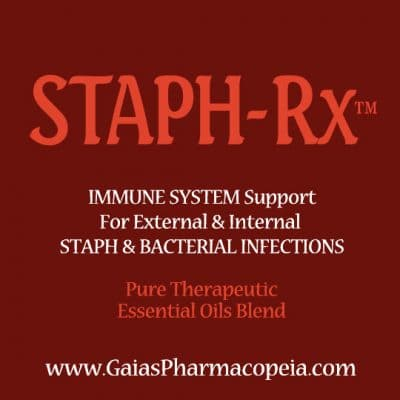 icon for Staph-RX™ essential oil blend for mrsa staph stubborn infections