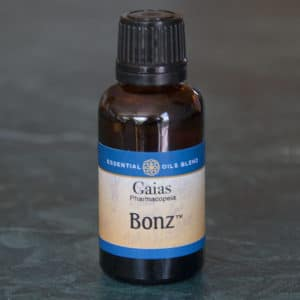 Bonz essential oils bottle